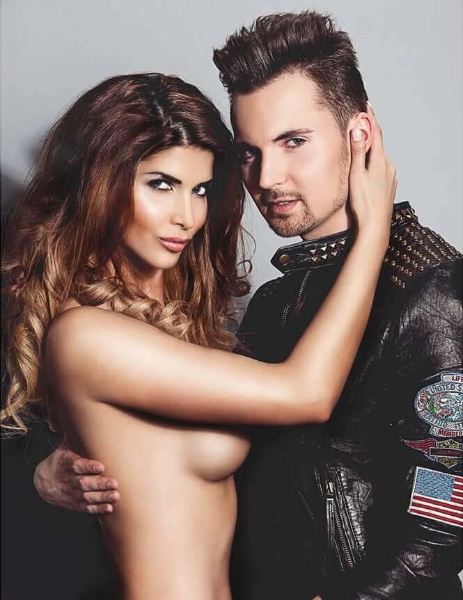 Micaela Schäfer & Mandy Lange